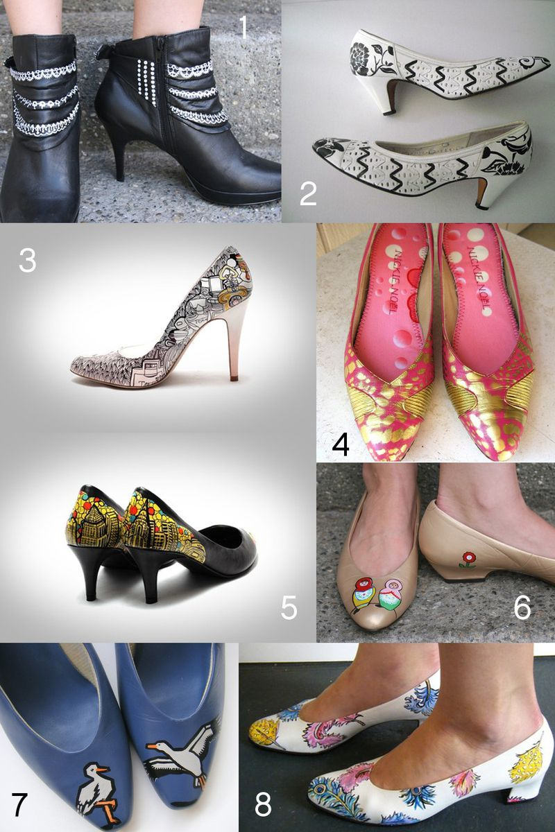 Handpaintedshoes