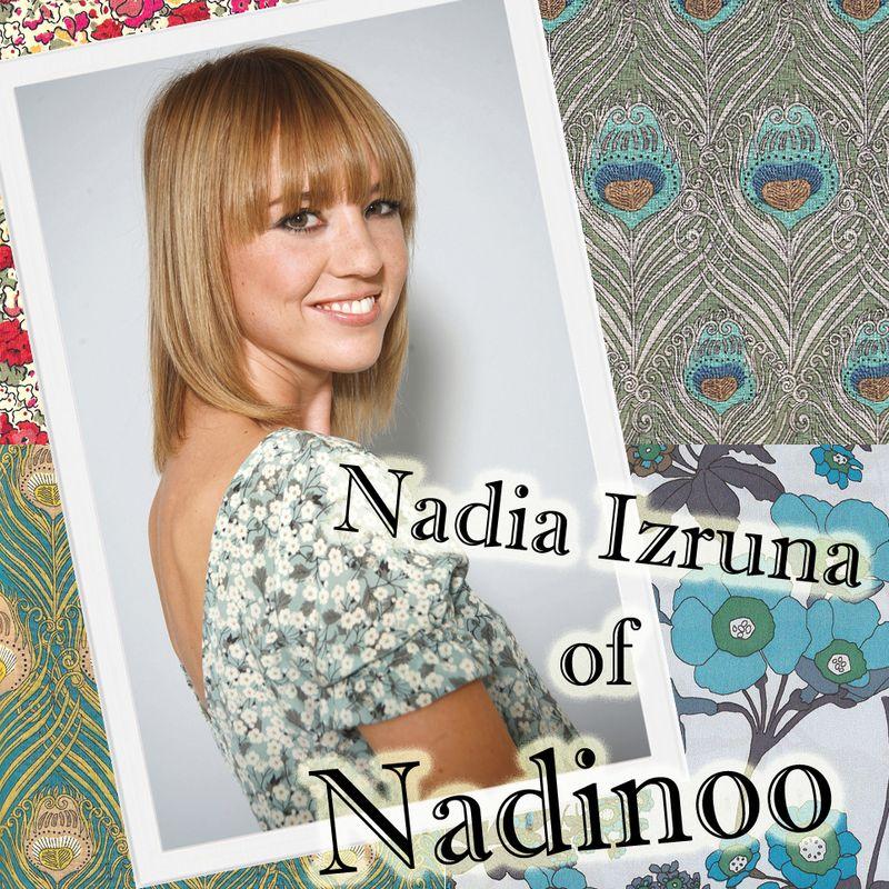 Nadia Izruna of Nadinoo